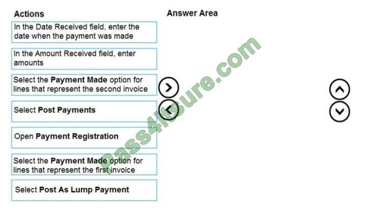MB-800 exam questions-q11
