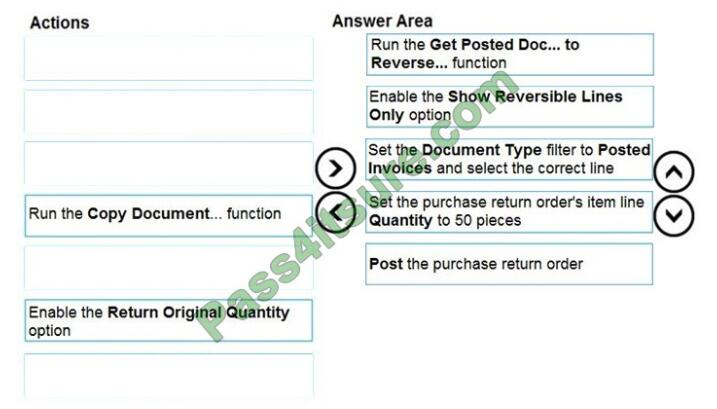 MB-800 exam questions-q3-2